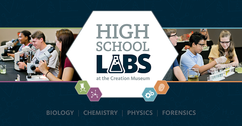 Creation Museum High School Labs