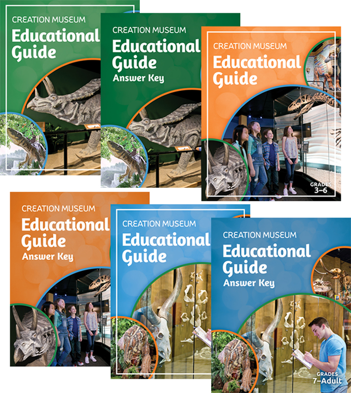 Creation Museum Educational Guides