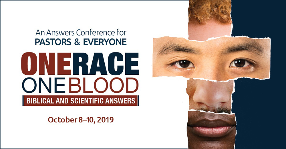 One Race, One Blood Conference
