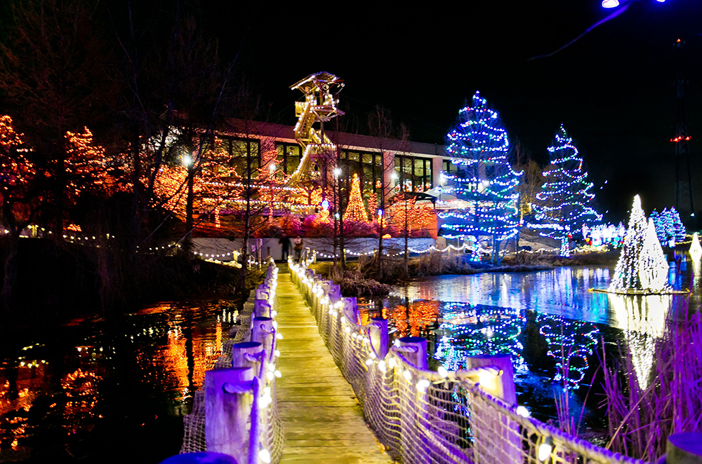 ChristmasTime at the Creation Museum