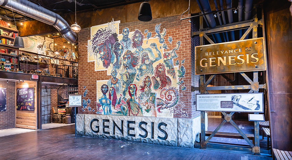 Relevance of Genesis Exhibit