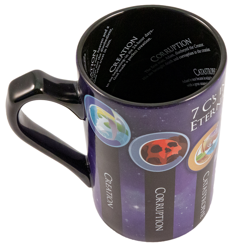 7 C's in God's Eternal Plan Mug