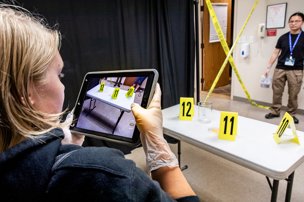 Explore Forensics 3-Day Camp