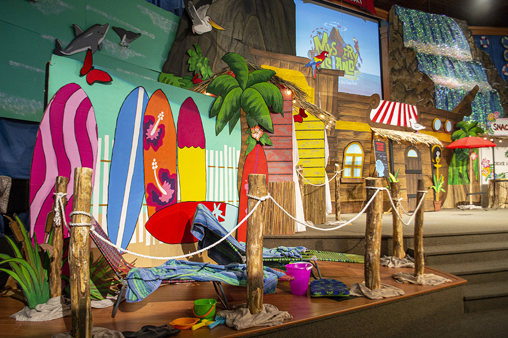 2020 Answers VBS: Mystery Island