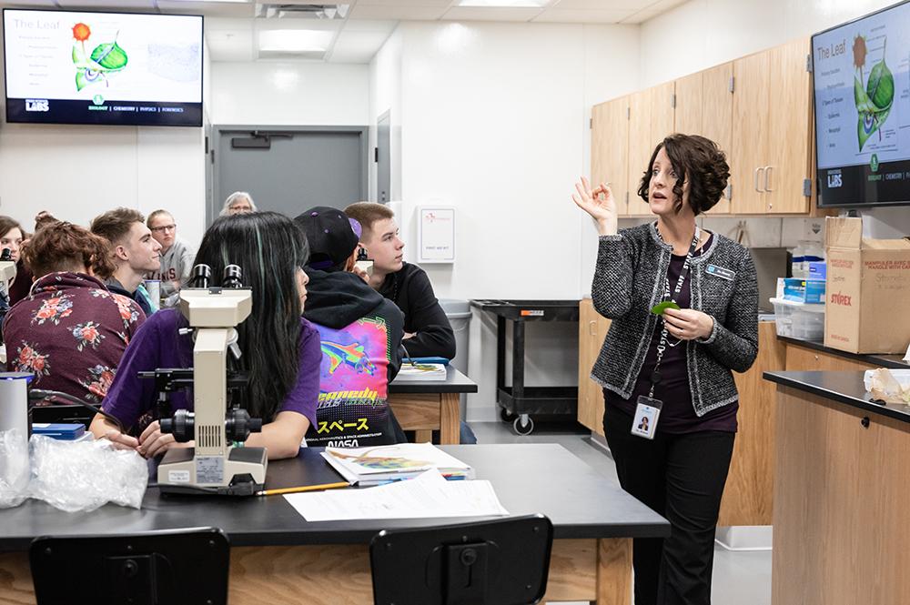 High School Biology Lab