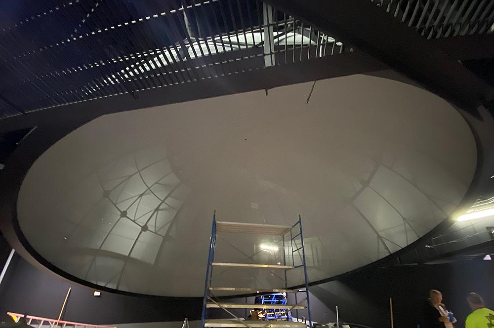 Stargazer Planetarium Upgrade