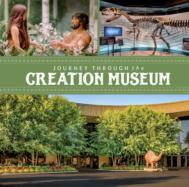 Journey Through the Creation Museum Book