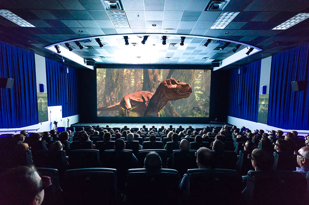 4D Special Effects Theater