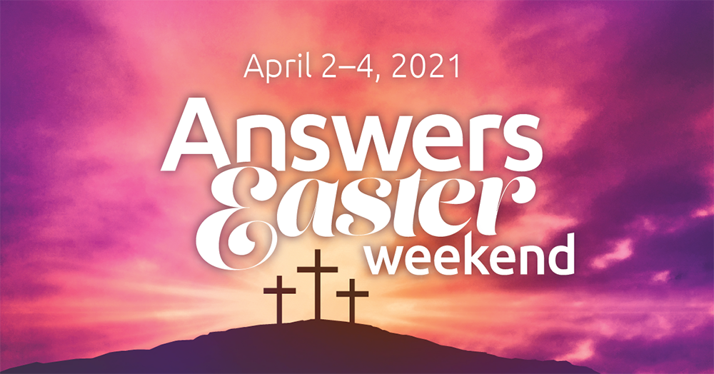 Answers Easter Weekend
