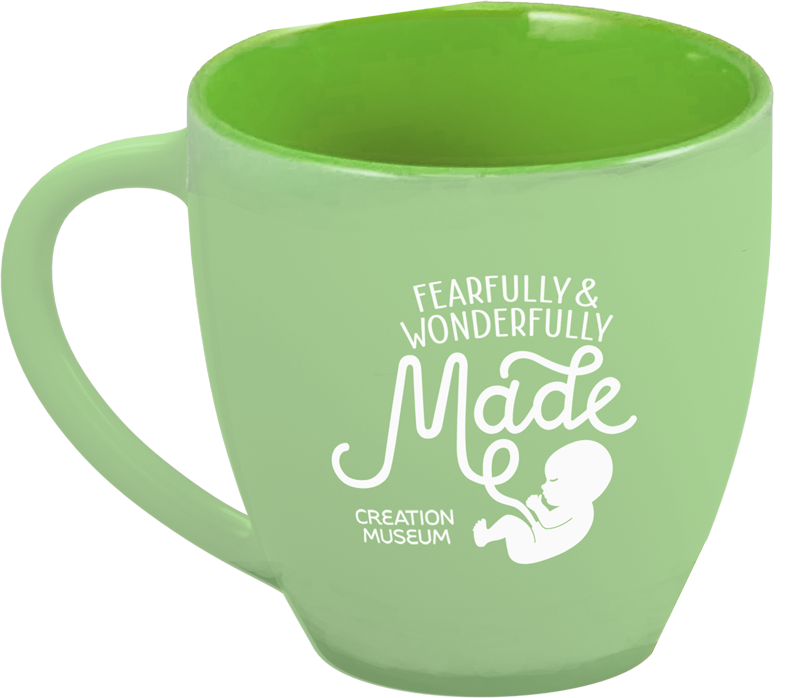 Fearfully & Wonderfully Made Mug