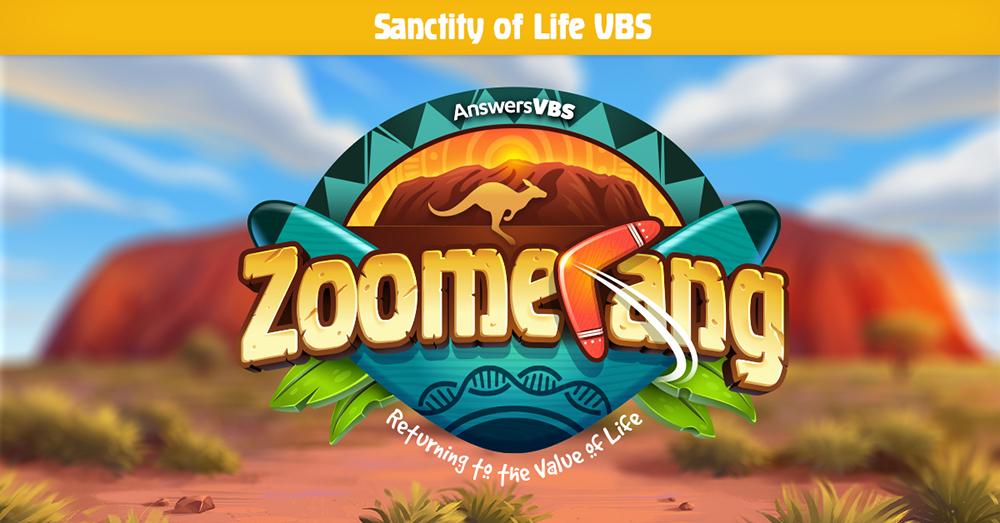 2022 Answers VBS: Zoomerang