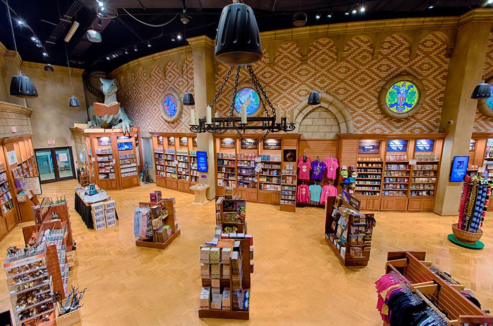 Dragon Hall Bookstore