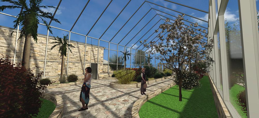 Eden Teaching Center Plans
