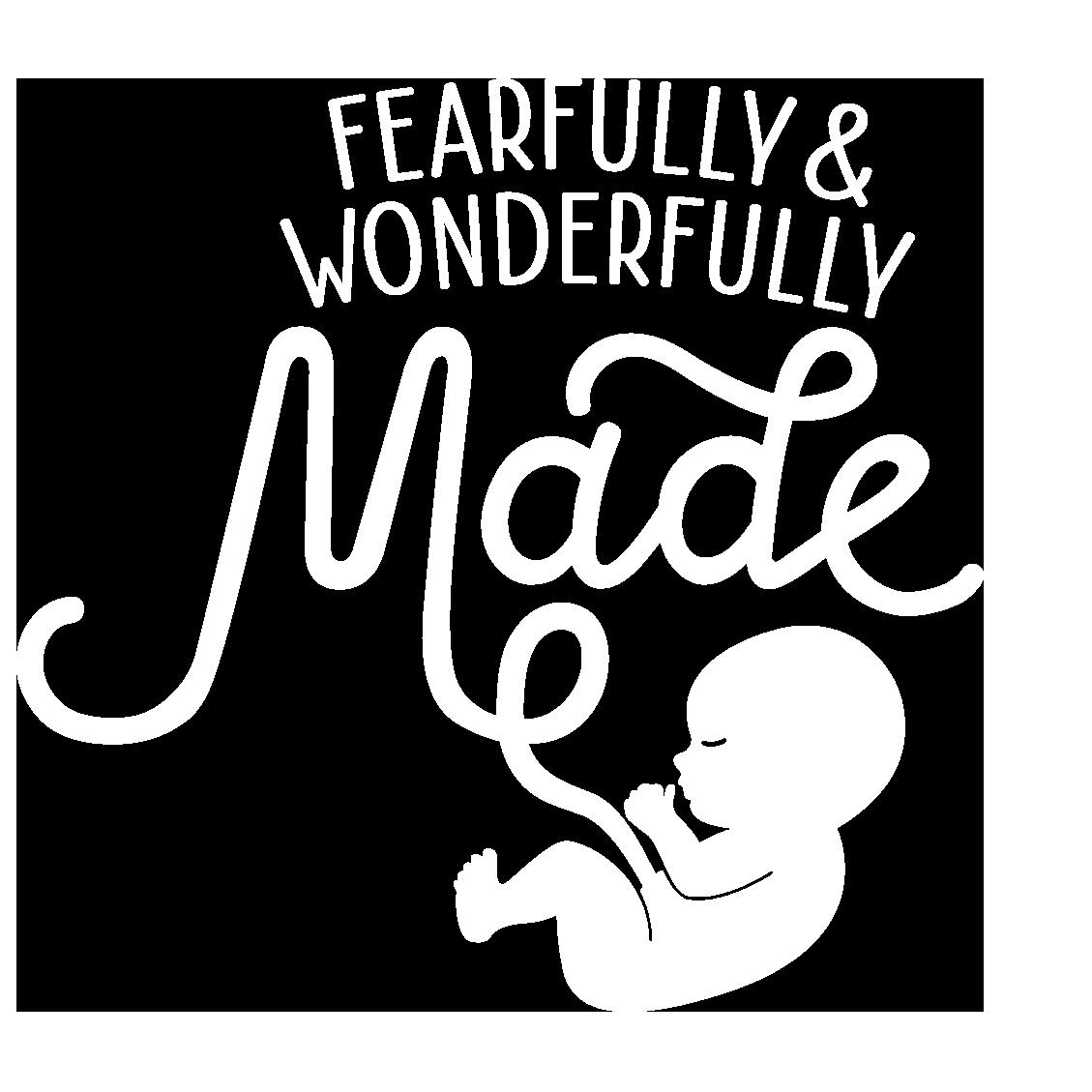 Fearfully and Wonderfully Made logo