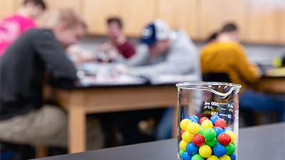 High School Science Labs Available at the Creation Museum