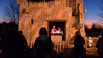 Reflect on Our Savior's Birth at the Creation Museum