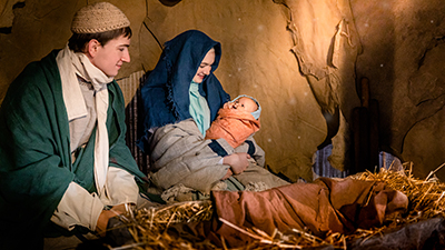 Upgrade Your ChristmasTown at the Creation Museum Experience
