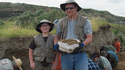 Looking for a Summer Adventure? Dig for Dinosaurs!