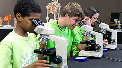 Explore Science, Forensics, and STEM at Our 2020 Summer Camps!
