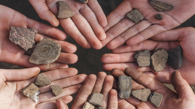 Hunt for Fossils with AiG Geologist Dr. Andrew Snelling