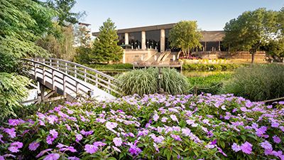 Take a Walk Through the Botanical Gardens at the Creation Museum