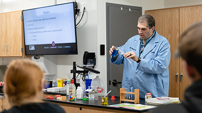 Registration Now Open for Creation Museum High School Labs