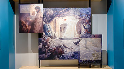 Learn More about Christ's Death and Resurrection at the Creation Museum