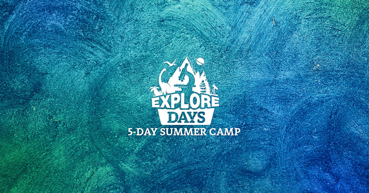 Explore Science 5 Day Summer Camp Creation Museum