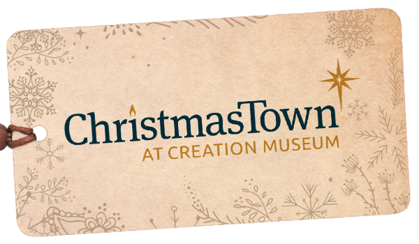 Christmas Town Tickets 2019 ChristmasTown at the Museum | Creation Museum