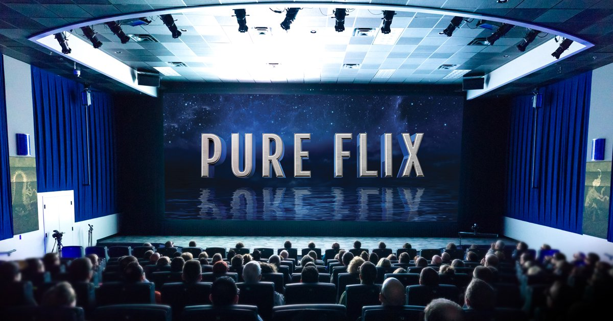 Enjoy a Pure Flix Movie
