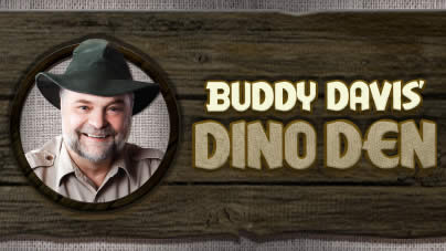 Exhibit - Buddy Davis' Dino Den