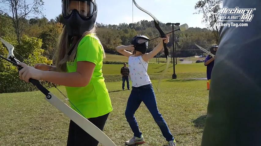 Archery Tag Promo 2016