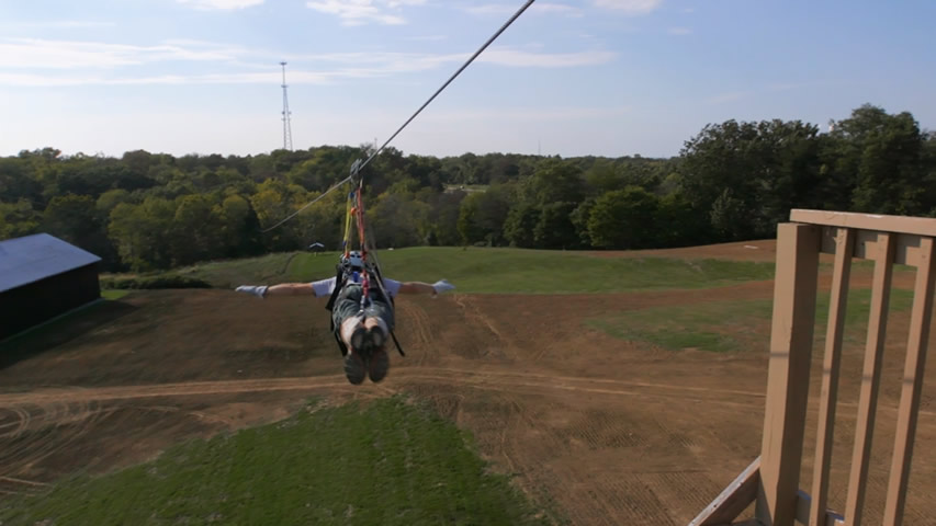 Creation Museum Zip Lines Promo