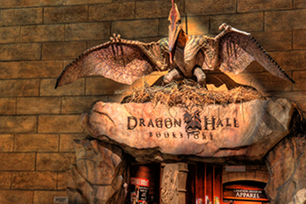 Dragon Hall Bookstore
