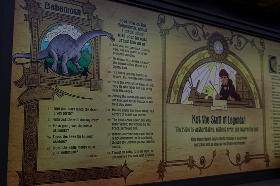 Dragon Legends   Creation Museum