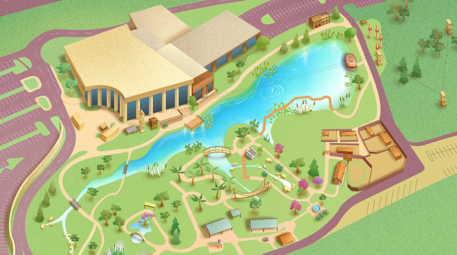 Creation Museum Grounds